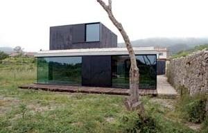 Casa Afife, 2001-2004, Arquiteto Nuno Brandão Costa