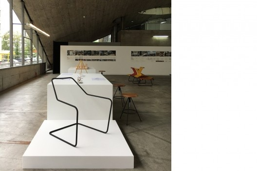 Exposição Paulo Mendes da Rocha & L'Architecture Moderne au Brésil, curadoria de Catherine Otondo, Maison d´Architecture de Genebra, 2018<br />Foto divulgação