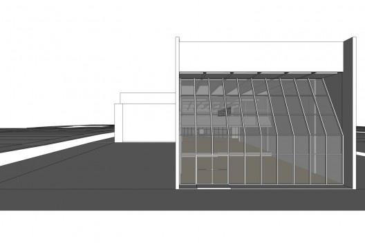 Perspectiva da avenida Duque de Caxias a partir do modelo tridimensional do Banespa<br />Elaboração dos autores