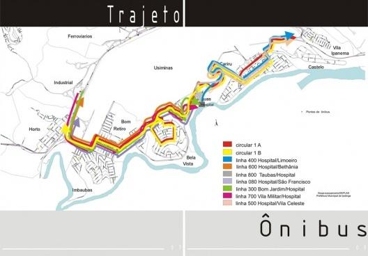 Disciplina de projeto Estúdio VII: Pontos de influência. Região Metropolitana de Ipatinga, MG