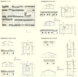 Quadras e residências de Caraíba [Revista A Construção, 1751, p. 7]