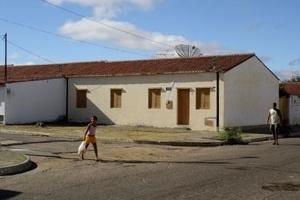 Fachada de residência N3G<br />Foto Neusa Lima