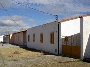 Fachadas de residências N3I<br />Foto Neusa Lima