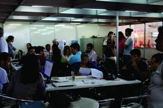 Grupos de Trabalho<br />Foto Pedro Carvalho