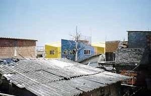 A creche da favela do Fubá<br />Foto Gabriel Jáuregui