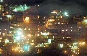 Favela do Vidigal<br />Foto Gabriel Jáuregui