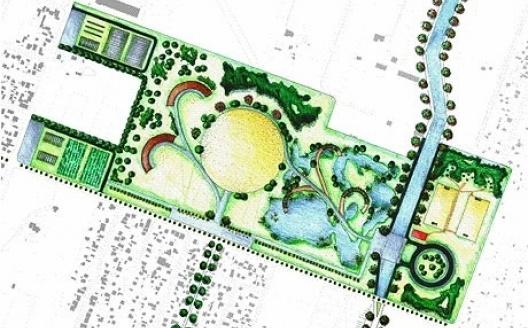 Projetos concurso concurso de estudantes do ix for Plantas ornamentales para parques