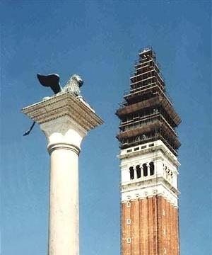 Ruínas italianas: Roma e Veneza<br />Fotos AG