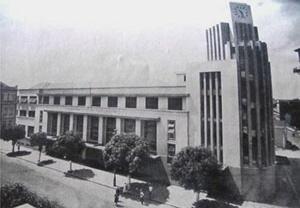 A sede dos Correios em 1944 [Martins (1944)]