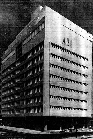Associação Brasileira de Imprensa, Rio de Janeiro 1936-38 [Arquivo PROPAR UFRGS]