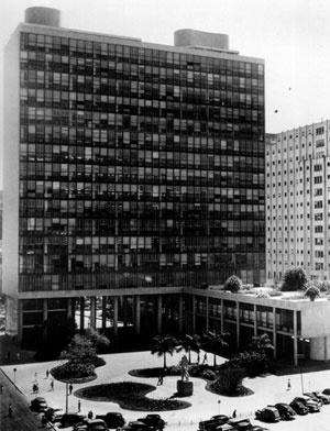 Ministério da Educação e Saúde, Rio de Janeiro [Arquivo Gustavo Capanema, CPDOC FGV]