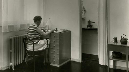 Alojamento para mulheres solteiras, Grette Schütte-Lihotzky<br />Foto divulgação
