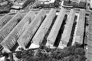 Conjunto Habitacional Comerciários de Vista Alegre, Rio de Janeiro [Arquivo SMH]