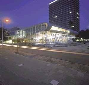 Escola, Utrecht, Holanda. Rem Koolhaas [Prêmio Pritzker]