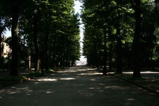 Giardini, Veneza<br />Foto Helena Guerra