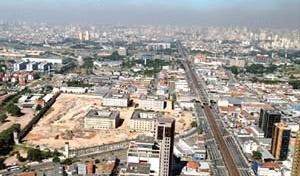 Operação Urbana Carandiru – Vila Maria. Situação e condições de uso e ocupação da área