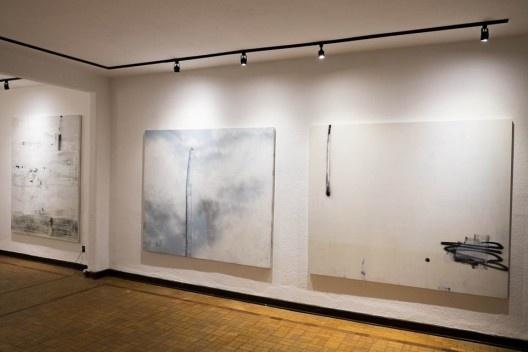 <i>Rest Mass</i>, exposição de Glen Lasio, curadoria de Giovanni Pirelli. Espaço Cultural Marieta, São Paulo<br />Foto Tommaso Protti