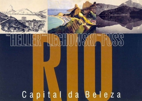 """Exposição """"Rio, capital da beleza"""" no Centro de Arquitetura e Urbanismo do Rio de Janeiro. Curadoria de Jorge Czajkowski, 1999<br />Foto divulgação  [CAU SMU PCRJ]"""