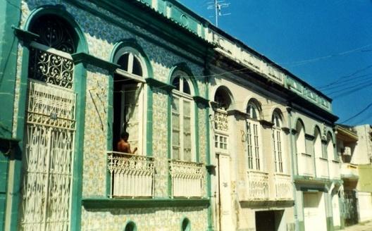 Vila de Casas Azulejadas na Cidade Velha [MIRANDA, Cybelle, 2005]