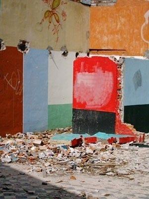 Ruína Mafuá das Artes<br />Foto Eduardo Rocha