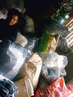 Galpões de Reciclagem de Resíduos Sólidos<br />Foto Eduardo Rocha