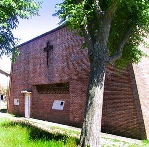Igreja em Atlântida,Uruguai<br />Foto Abilio Guerra