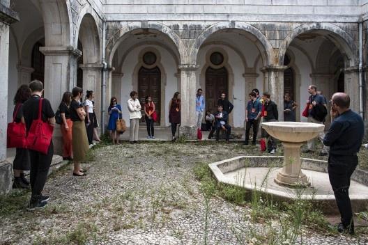 """Exposição """"Um certo tipo de vida"""", Trienal de Arquitetura de Lisboa 2019<br />Foto Hugo David"""