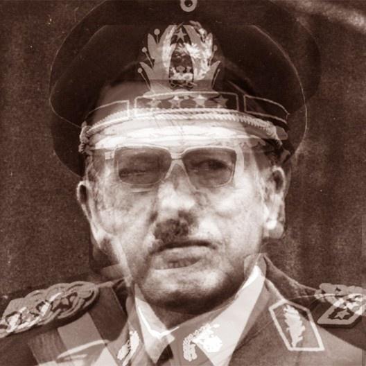 Ditador da República das Bananeiras<br />Fotomontagem Abilio Guerra