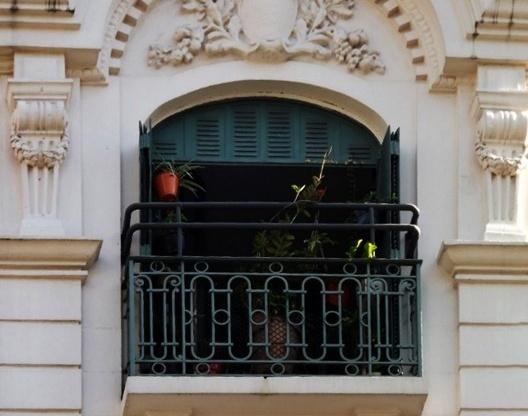 Palacete dos Artistas, detalhe fachada frontal, avenida São João<br />Foto Felipe Anitelli, 24 ago. 2016