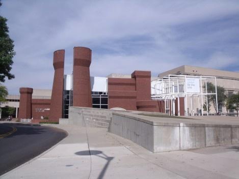 Centro Wexner para as Artes, Arquiteto Peter Eisenman<br />Foto Ibagli  [Wikimedia Commons]