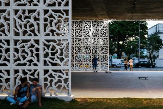 Cais do Sertão, Recife PE, 2018. Escritório Brasil Arquitetura<br />Foto Nelson Kon