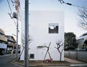 House Plum Grove, Arquiteto Kazuyo Sejima<br />Foto  Editorial Phaidon