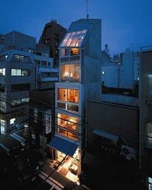 Vegetable Seller, Arquiteto Yoko Inoue<br />Foto Editorial Phaidon