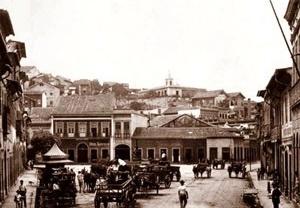 Fotografia do Rio de Janeiro em 1904