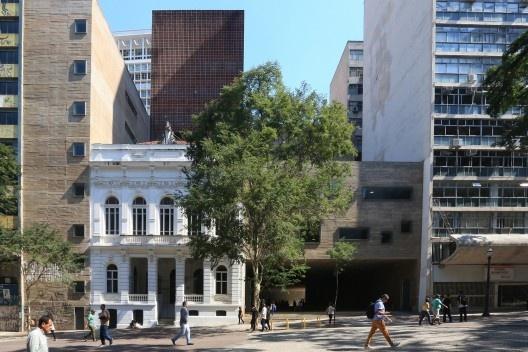 Uma arquitetura urbana