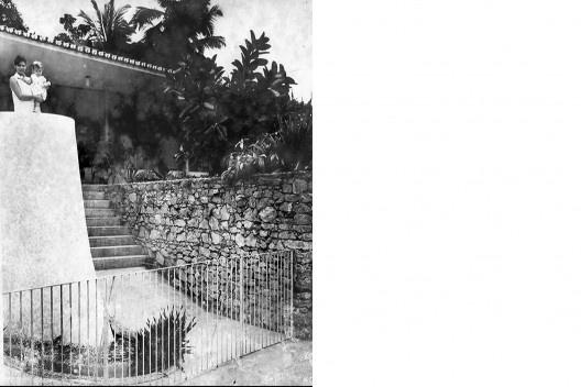 Casa de sua irmã, Recife. Arquiteto Wandenkolk Walter Tinoco<br />Foto divulgação  [Acervo WWT]