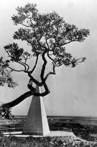 Cruzeiro<br />Foto M. M. Fontenelle  [Acervo do Departamento do Patrimônio Histórico e Artístico do DF]