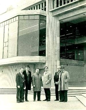 Biblioteca<br />Foto James Costa / UMD, 2005