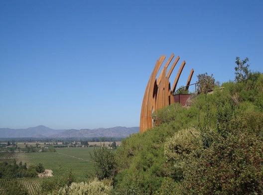 Vinícola Clos Apalta, Vale de Colchagua, arquiteto Roberto Benavente<br />Foto divulgação