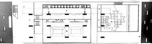 Pavimento superior: hall de elevadores, galeria de arte e cobertura o Teatro [ARTIGAS, Rosa, op. ci]