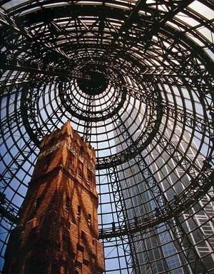 Melbourne Central, de Kisho Kurokawa