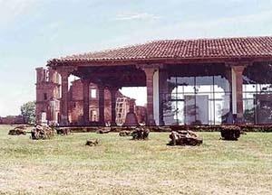 Museu das Missões<br />Foto Ricardo Rocha