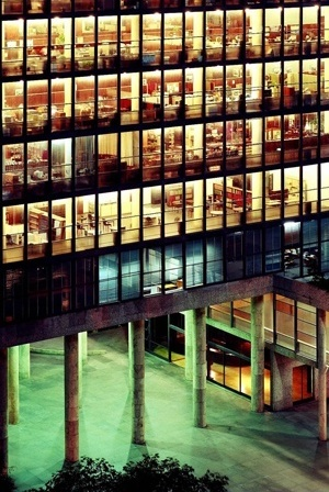 Ministério da Educação e Saúde Pública, Rio de Janeiro<br />Foto Nelson Kon
