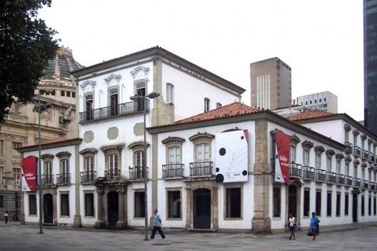 Paço Imperial, Rio de Janeiro<br />Foto Fulviusbsas  [Wikimedia Commons]