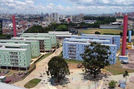 Reurbanização da Favela do Gato, arquitetos Tereza Herling e Wagner Germano<br />Foto João Sette Whitaker Ferreira