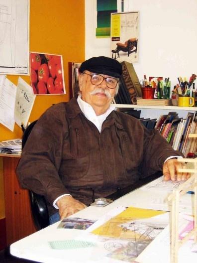 6d34e8466b entrevista 063.05  Entrevista com o designer Sergio Rodrigues ...