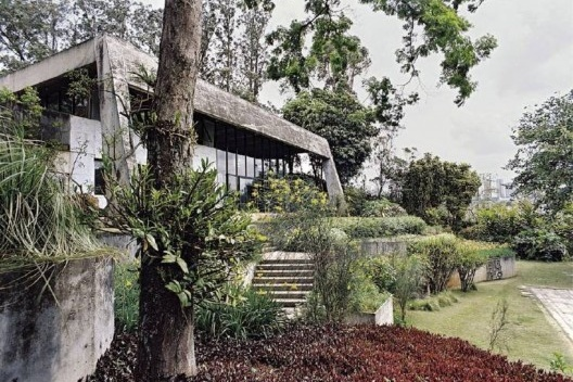 Residência do Arquiteto. São Paulo, 1971-1987 [Arquivo Hans Broos]