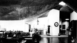 Casa na Praia do Mar Casado, Guarujá, 1964, arquiteto Eduardo Longo [Arquivo Edith Galote]