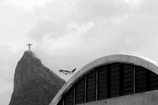Restaurante Rio's, Parque do Flamengo, Rio de Janeiro, 1978<br />Foto divulgação  [Acervo Marcos Konder Netto]