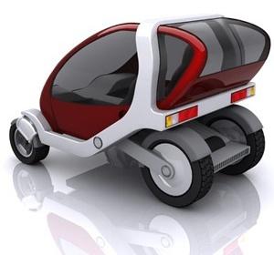 Smart City Car, William Mitchell, MIT [http://news.cnet.com/2300-13833_3-6216805-1.html?tag=mncol;txt]